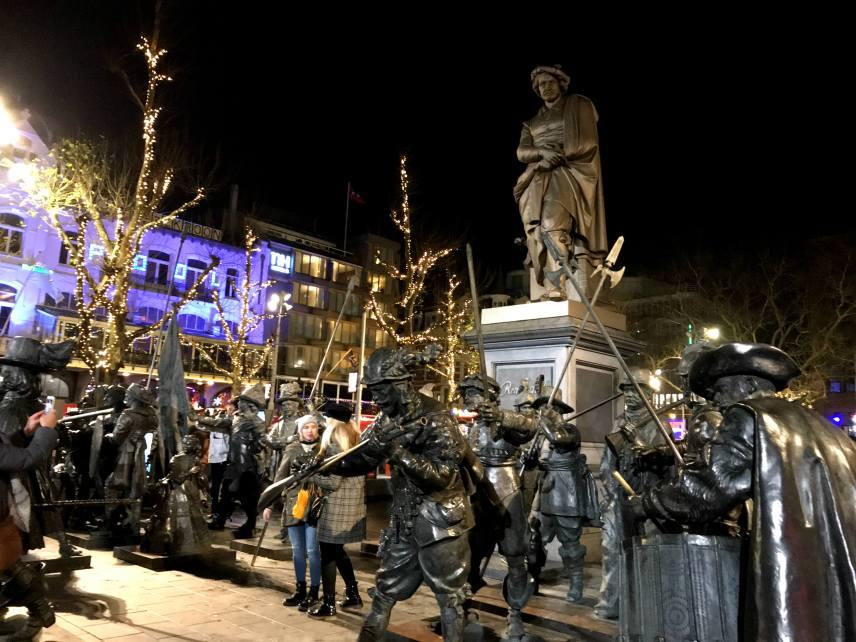 Ams Rembrandt Square