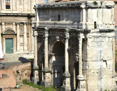 Arch of Settimus Severius