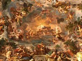 Borghese Gallery Ceiling
