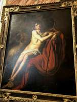 Painting in Borghese Gallery 1