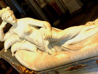 Paolina Bonaparte by Canova