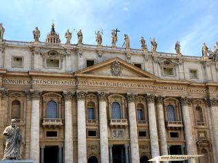 Vatican Facade full