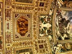 Vatican Fresco and Art in the Vaults