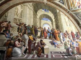 Vatican Raphael Rooms 3