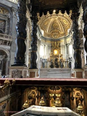 Vatican St Peters Tomb