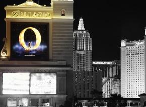 Commercial for O, the Cirque du Soleil Show