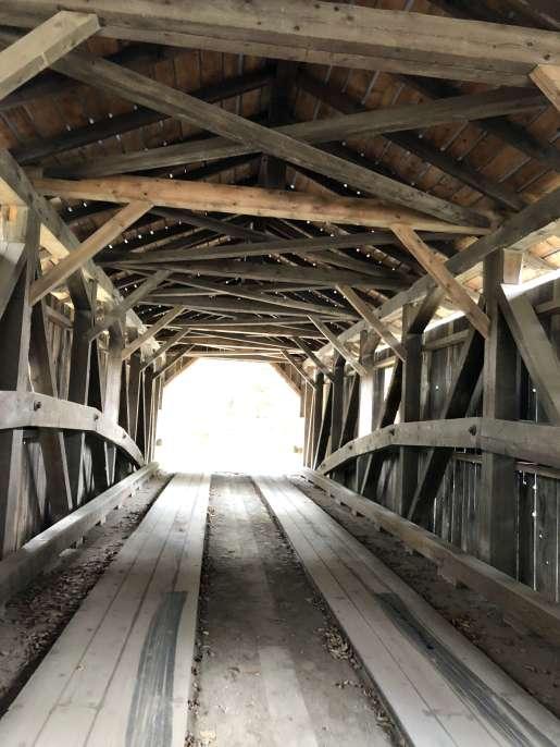 Covered Bridges Truss System
