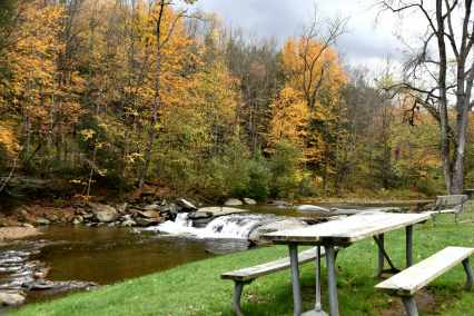 Grist Mill Bridge Picnic Area