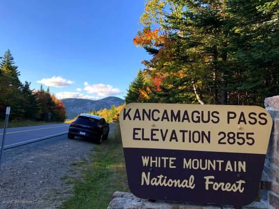 KH Kancamagus Pass