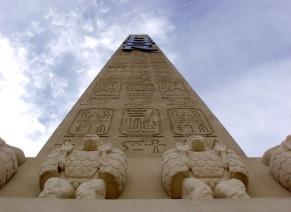 Obelisk in Luxor